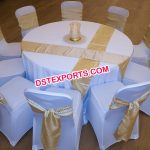 Wedding Hall Decoration Chair Cover