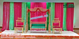 Wedding Sangeet Stage Swing Set Decor.jpg