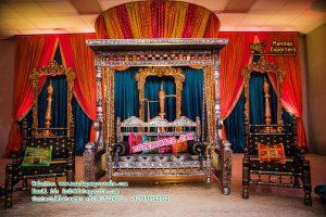 Attractive Gujarati Wedding Sangeet Decorations
