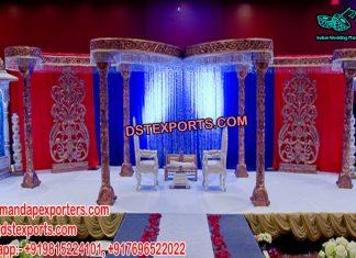 Royal Hindu Wedding Mandap