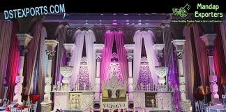 Moroccan Theme Reception Stage Decors