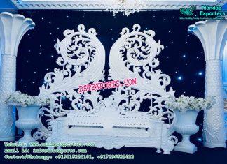 Glamorous Wedding Stage Decoration