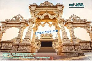 Grand Wedding Tirupati Temple Mandapam