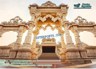 Grand Wedding Tirupati Temple Mandapam