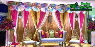 Marvelous Mehndi Ceremony Decors