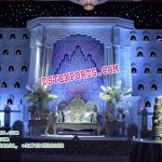 Muslim Marriage Jharokha Wedding Stage copy