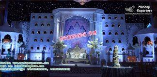 Muslim Marriage Jharokha Wedding Stage copy