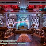 Royal Muslim Jharokha Wedding Stage