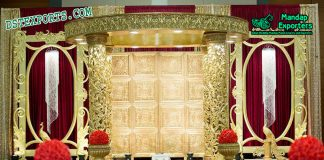 Spectacular Wedding Ceremony Mandap Decor