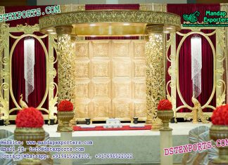 Spectacular Wedding Ceremony Mandap Decor