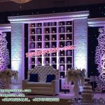 Spectacular Wedding Ceremony Stage Set