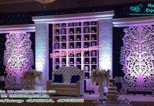 Spectacular Wedding Ceremony Stage Set