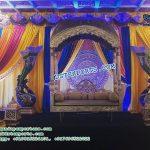 Splendid Jodha Akbar Stage Decoration