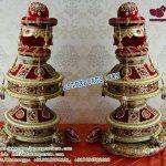 Stylish Punjabi Wedding Decorated Jagos