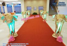 Wedding Small Elephant Walkways