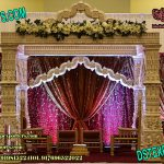Indian Ceremonial Devdas Mandap