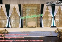 Amazing Fiber Door Panels Stage Decor