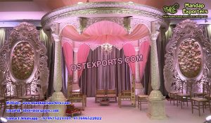 Gorgeous Wedding Mandap Decors