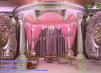Gorgeous Wedding Mandap Decors