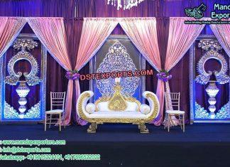 Asian Wedding Jhumka Back frames