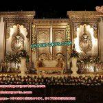 Grand Wedding Stage Jhumka Frames