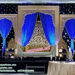 Grand Wedding Event Stage Decor