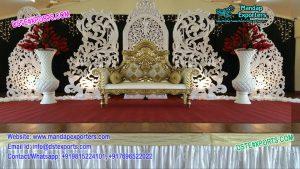 Indian Wedding Awesome Stage Setup