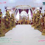 Indian Wedding Musical Ganesha Entrance Decor
