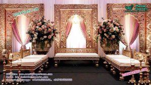 Latest Designed Indian Wedding Mandap Furniture