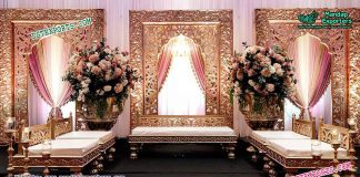 Latest Designed Indian Wedding Mandap Furniture