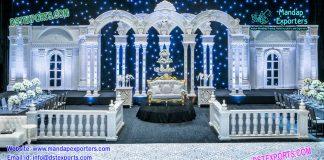 Marvelous Wedding Stage Setup