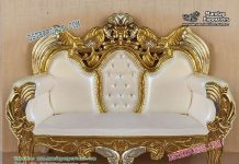 Modish Wedding Stage Love Seater