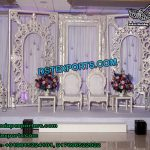 Exotic Wedding Back Wall Panels