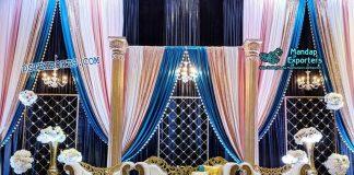 Prominent Designed Wedding Stage Decoration