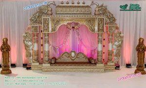 Prominent Sri Lankan Wedding Mandap