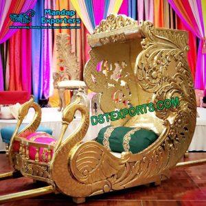 Shahi Wedding Doli for Bride Entry