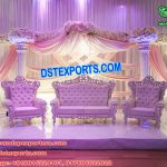 Bollywood Wedding Stylish Furniture