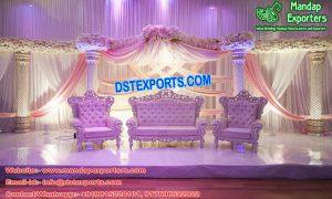 Bollywood Wedding Stylish Furniture
