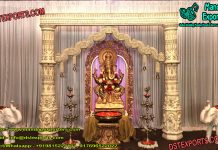 Hindu Wedding Ganesha Entrance