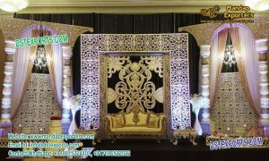 Awesome Indian Wedding Stage Decoration