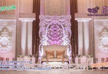 Best Asian Wedding Backdrop Stage Decoration