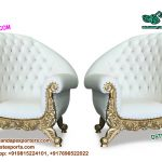 Bride and Groom Wedding Sofa Chairs