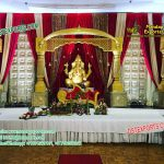 Conventional Wedding Stage Decoration For Sale