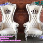 Indian Wedding Bollywood silver Chairs
