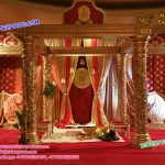 Indian Wedding Ceremony Glorious Mandap