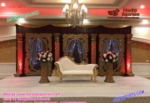 Luxurious Indian Wedding Stage Decoration