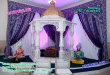 The Best Rajasthani Stage For Wedding