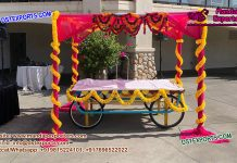 Wedding Rehdi Stall Decoration