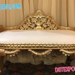 Arabic Backless Sofa for Wedding Stage