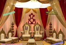 Amazing Hindu Wedding Mandap Chairs